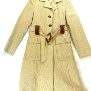 Kenneth Cole NY women trench coat